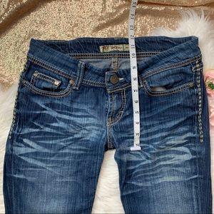BKE Jeans - [BKE] Sabrina Skinny Dark Wash Jeans